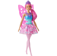 <notranslate>a Barbie Dreamtopia Fairy Doll With Pink Hair</notranslate>