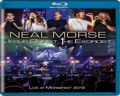 a Dvd Neal Morse - Jesus Christ The Exorcist (Live At Morsefest 2018) (Blu-Ray) [Dvd] [2020]