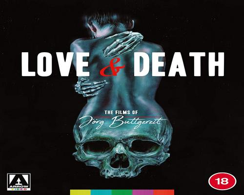 a Dvd Love & Death: The Films Of Jörg Buttgereit [Blu-Ray]