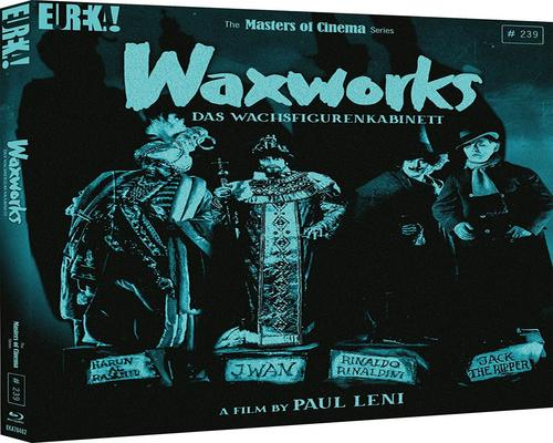 a Dvd Waxworks [Das Wachsfigurenkabinett] (Masters Of Cinema) Blu-Ray Edition (Region Free)
