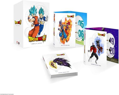 a Dvd Dragon Ball Super: Complete Series [Dvd]