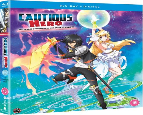 a Dvd Cautious Hero: The Hero Is Overpowered But Overly Cautious - The Complete Series Blu-Ray