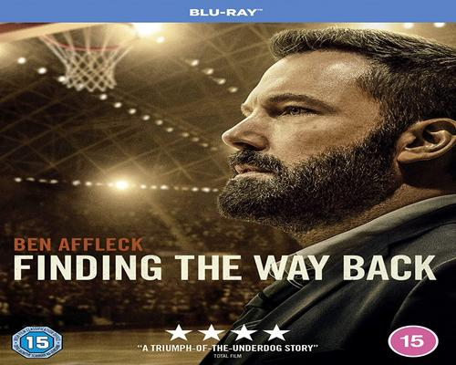a Dvd Finding The Way Back [Blu-Ray] [2020] [Region Free]