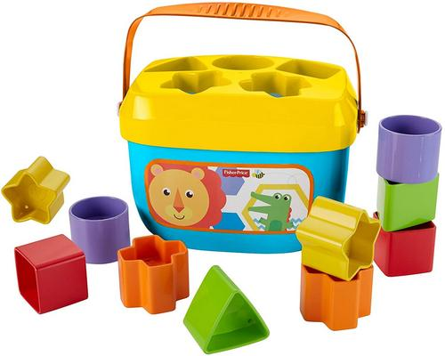 a Fisher-Price My Shape Sorter Toy