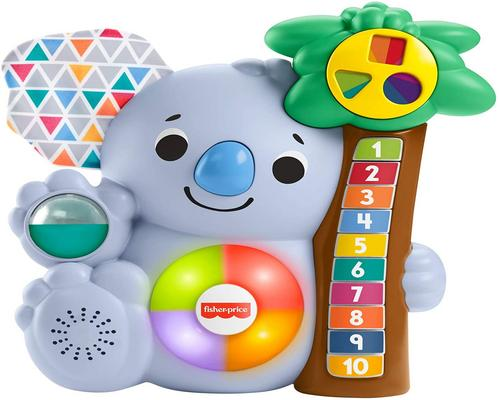 a Fisher-Price Linkimals Nicholas The Koala Toy