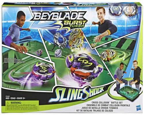 a Beyblade Top