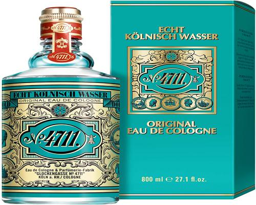 an Eau De Cologne 4711 Muelhens Original 800 Ml