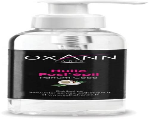 een Oxann Oil Lotion