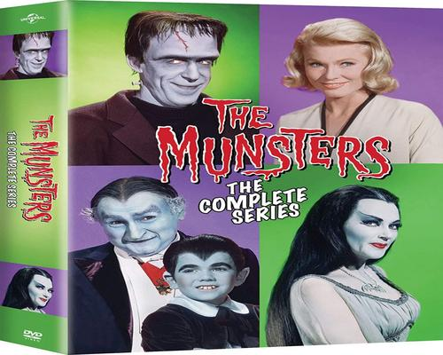 a Movie The Munsters: The Complete Series
