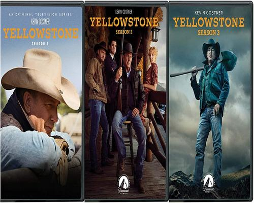 a Movie Yellowstone: The First Three Seasons