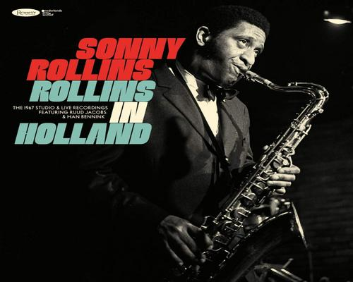 a Cd Rollins In Holland: The 1967 Studio & Live Recordings [2 Cd]