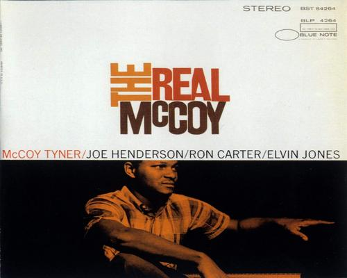 a Cd The Real Mccoy [Blue Note Classic Vinyl Series Lp]