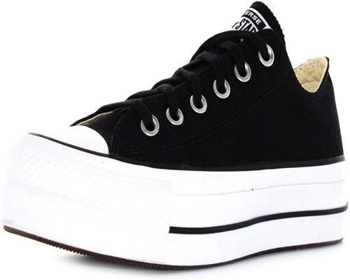 en Converse Chuck Taylor Ctas Lift Ox Canvas Basket