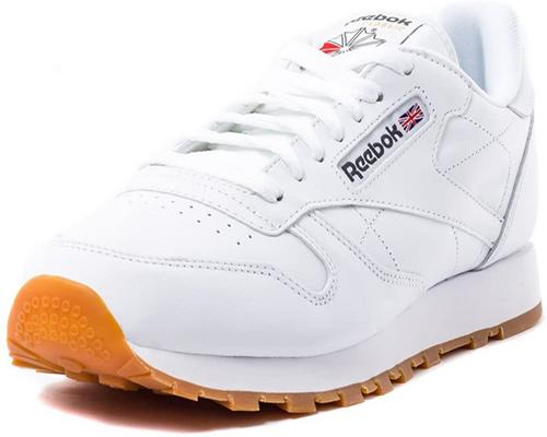 ett par Reebok Classic Leather Sneakers