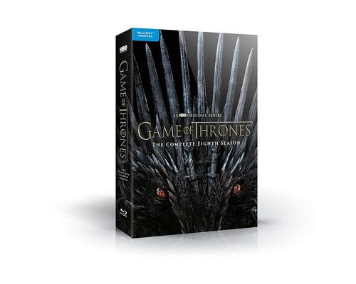 a Movie Game Of Thrones: S8 (Blu-Ray + Digital)