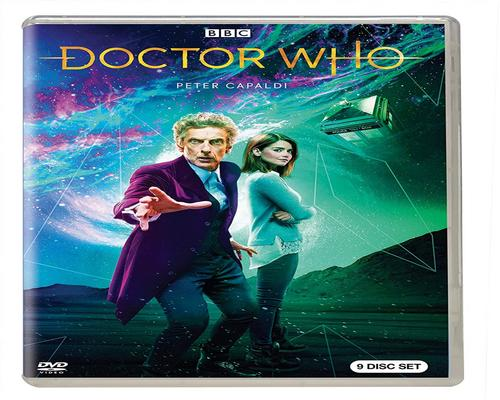 a Movie Doctor Who: The Peter Capaldi Collection (Dvd)