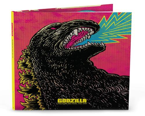 a Movie Godzilla: The Showa-Era Films, 1954–1975 (The Criterion Collection) [Blu-Ray]