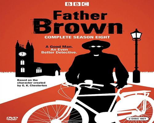 a Movie Father Brown: Season Eight (Dvd)