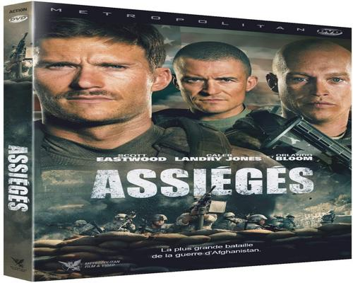 a Film Under Siege: The Outpost [Dvd]