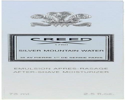 a Creed Silver Mountain Water After Shave Gel