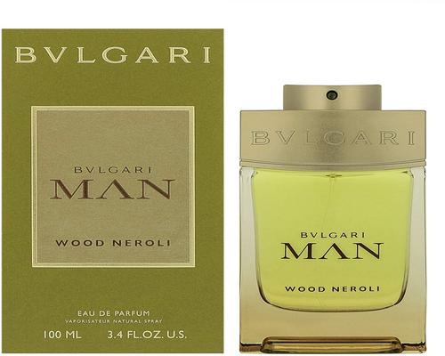 an Eau De Parfum Bvlgari Man Wood Neroli 100Ml
