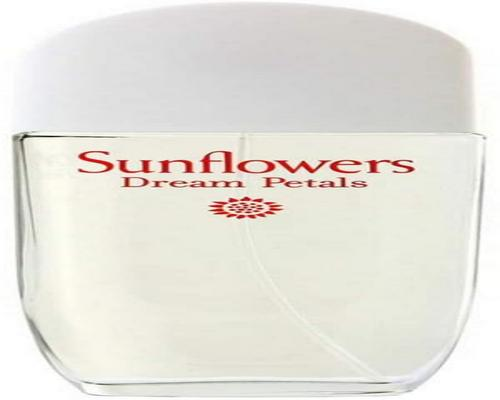 une Eau De Toilette Elizabeth Arden Sunflowers Dream Petals