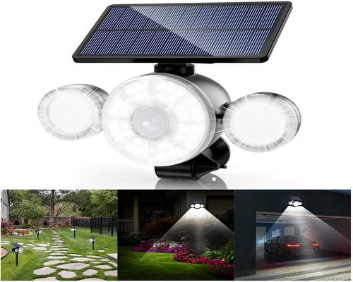 Ultra Powerful 88Led Solar Lamp Lighting With Motion Sensor
