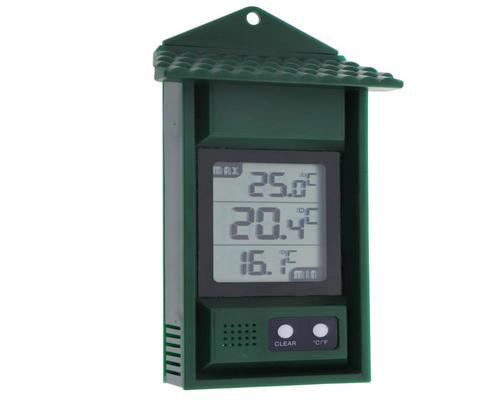a Digital Minimum And Maximum Thermometer