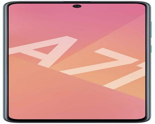 en Samsung Galaxy A71 4G 128 GB blå smartphone + Amazon-kupon