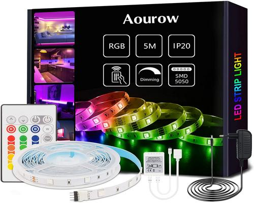 an Aourow Led Ribbon