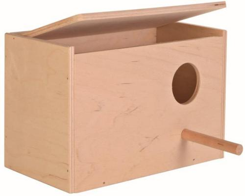 a Trixie Birds Nesting Box