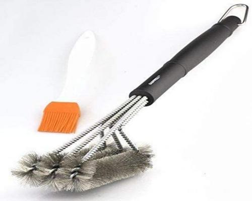 a Cleaning Brush