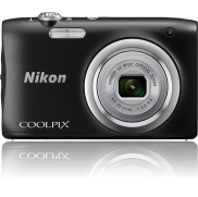 Un Appareil photo compact Nikon Coolpix
