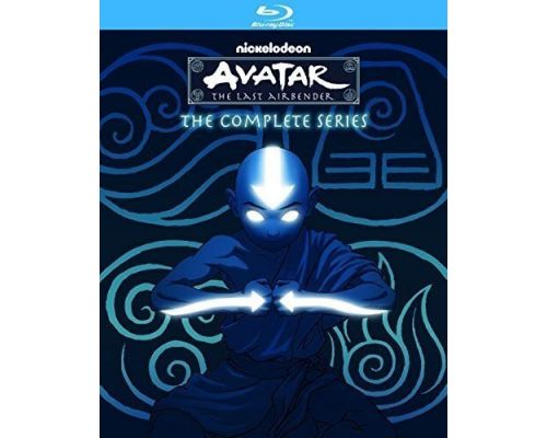 An Avatar - The Last Airbender: The Complete Series Bu-Ray