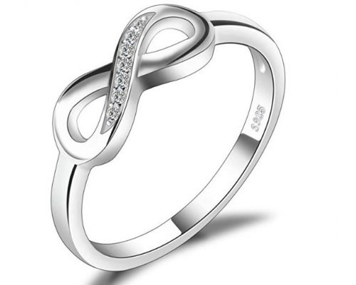 An infinite love ring