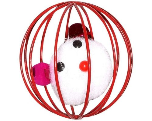 Cat Mouse Cage Ball