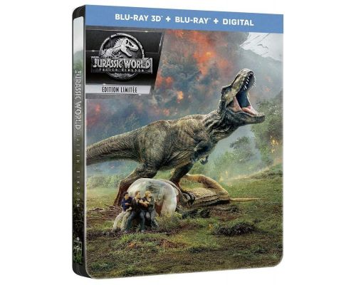 Un Blu Ray Jurassic World: Fallen Kingdom