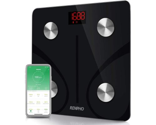 A Bluetooth Body Fat Scale Smart