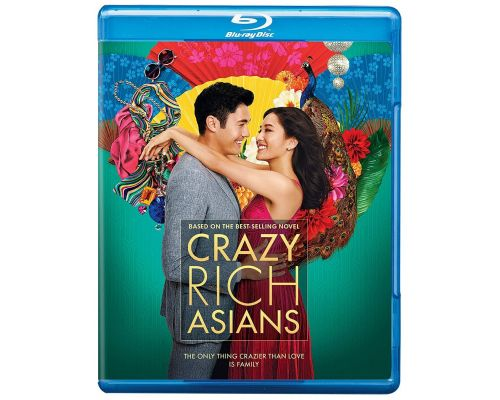 Ein Blu-Ray Crazy Rich Asians