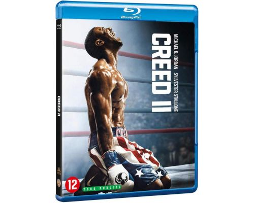 Un BluRay Creed II