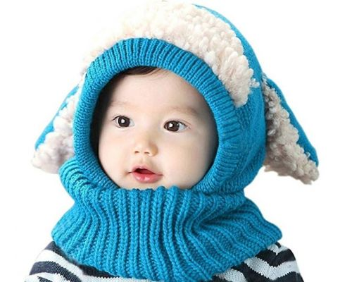 A Boy's Winter Hat
