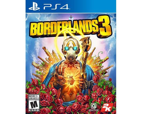 A Borderlands 3 PS4 Video Game