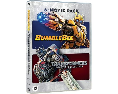 Ein Transformers DVD Box Set