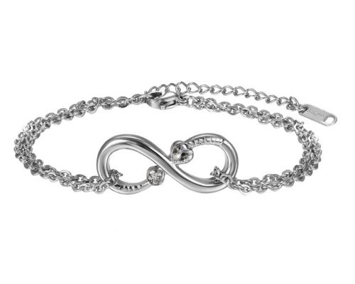 An Infinite Love Bracelet