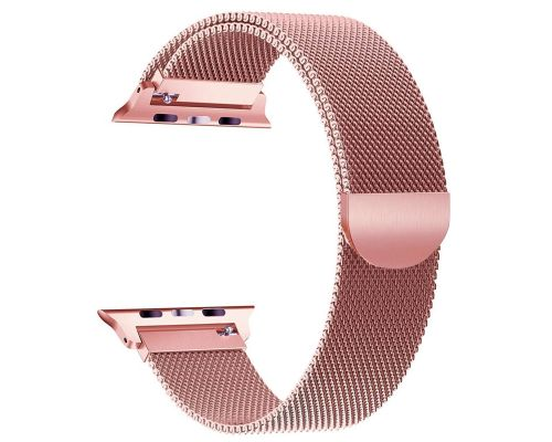 Un Bracelet Apple Watch Or rose