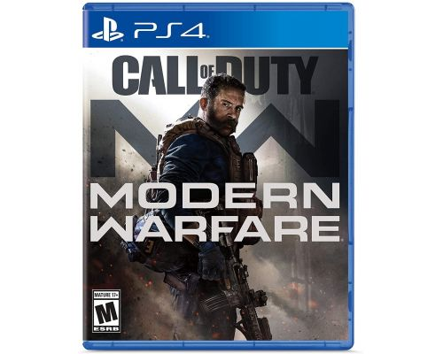A Call of Duty: Modern Warfare PS4 Video Game