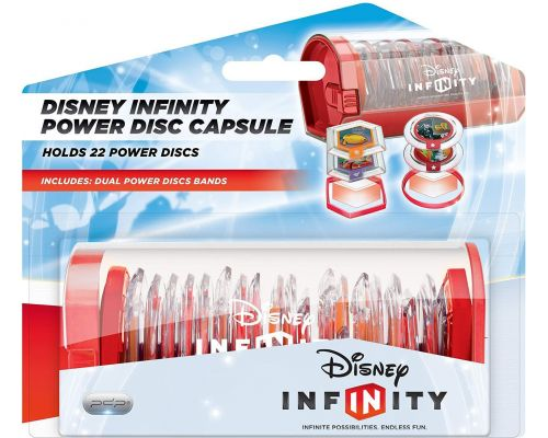 A Disney Infinity Capsule - Power Discs