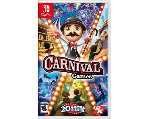 A Carnival Games for Nintendo Switch