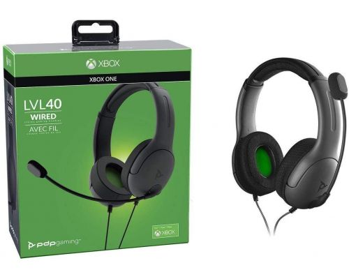An LVL40 Stereo Headset for Microsoft Xbox One
