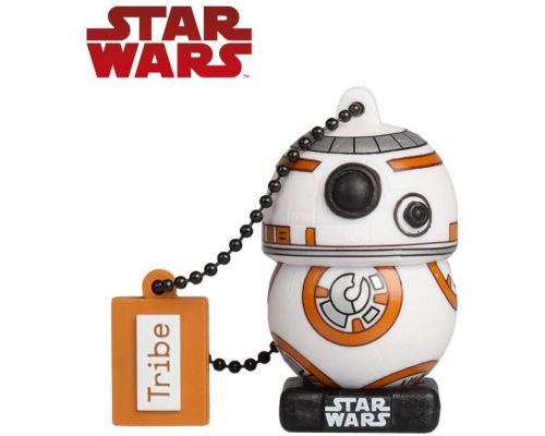 A 16 GB BB8 Star Wars USB key